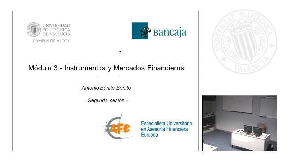 Productos y Mercados Financieros 2. Sesión práctica.