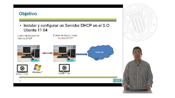 Configuración de un servidor DHCP en Ubuntu 11.04