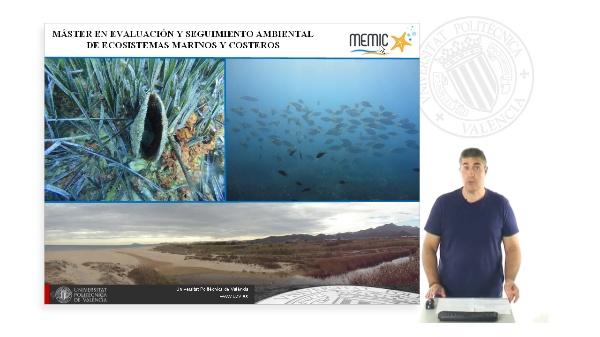 Máster en evaluacion y seguimiento ambiental de ecosistemas marinos y costeros.