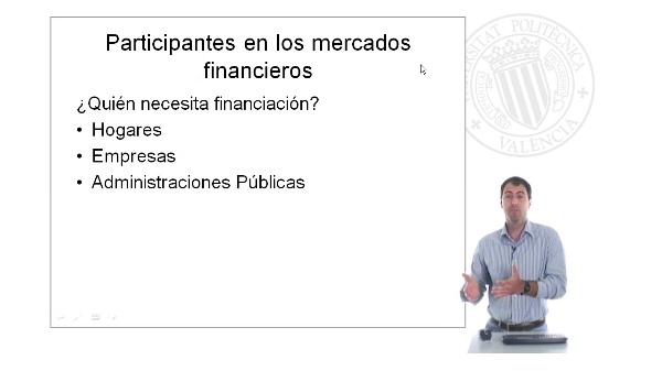 Las principales fuentes de financiación