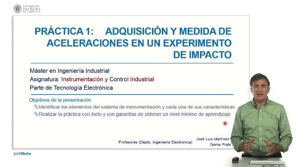 PRÁCTICA 1: Estudio de impacto. Sesión práctica.