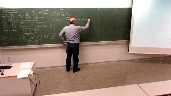 Física 1. Lección 7. Energía Electrostática