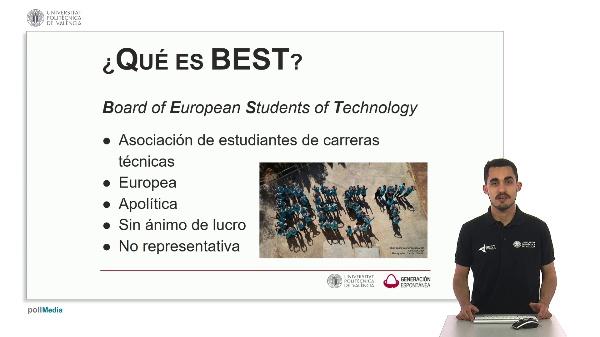 Presentación BEST Valencia