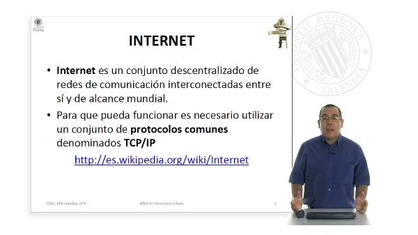 Protocolos básicos de internet