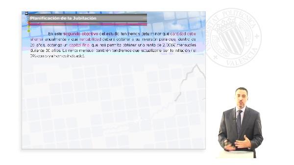 AFE: Fases de Planificación Financiera IV