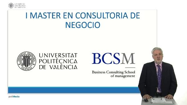 ¿Por qué un Master de Consultoría en Valencia?