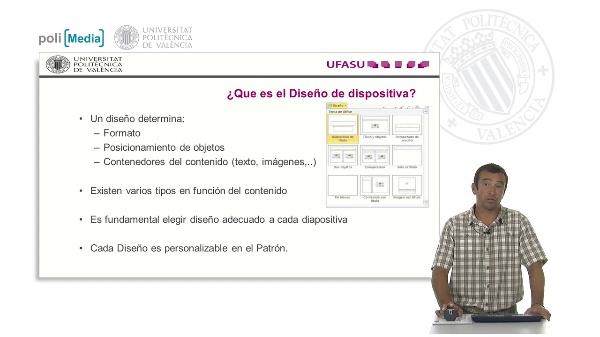 Uso Básico de Diseños de Diapositivas