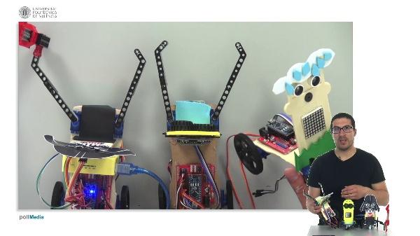 DYOR: Personalización del robot.