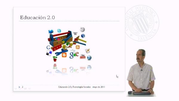 Educación 2.0 y tecnologías sociales