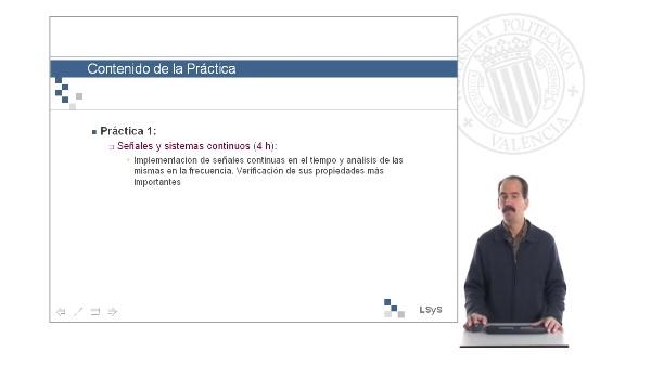 Práctica 1. Señales y Sistemas Continuos