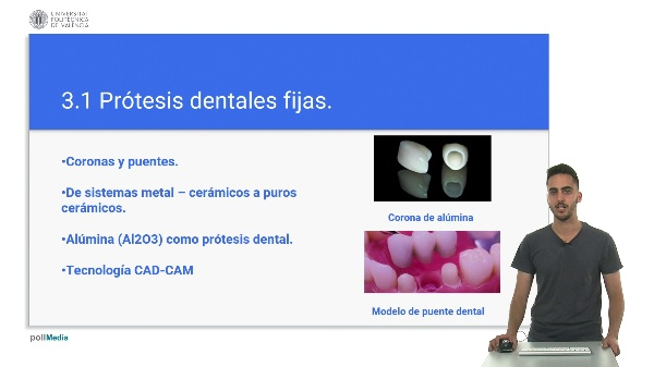 Alúmina como cerámica para aplicaciones dentales