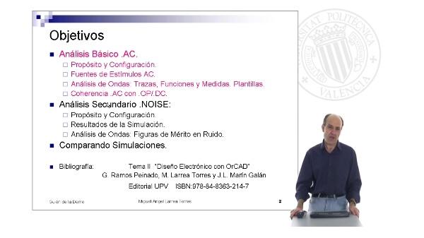 Prontuario de OrCAD. PSpice: Analisis .AC(II)