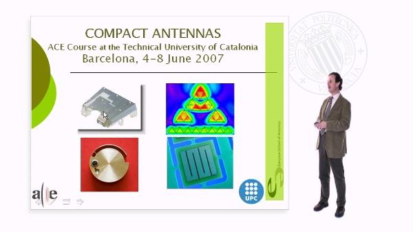 Compact Antennas