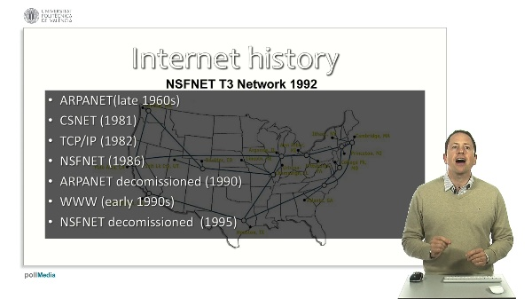 Internet and Web Browsers. Internet History