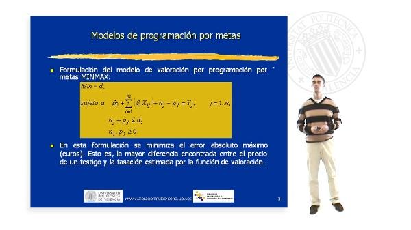 Modelo GP Minmax