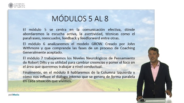 Coaching: Módulos 5 a 8