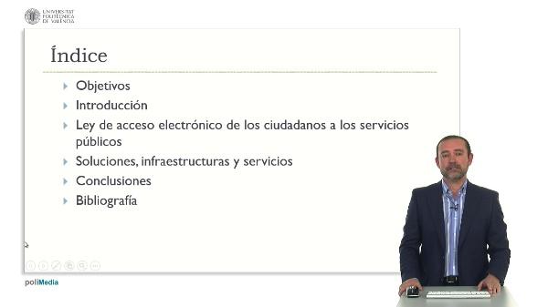 Introducción a la Administración Electrónica