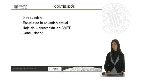 Toma de datos para la realización de un SMED
