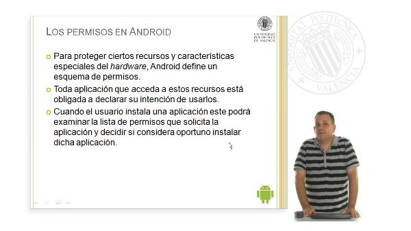 Permisos definidos por el usuario en Android