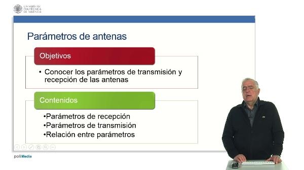 Parámetros de antenas.