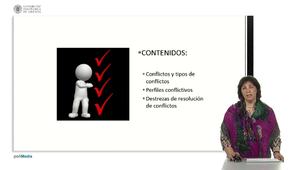 Resolución de conflictos en trabajo en equipo
