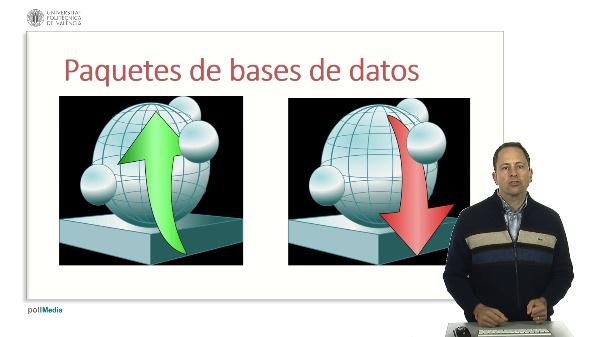 Paquetes de oficina. Bases de datos I