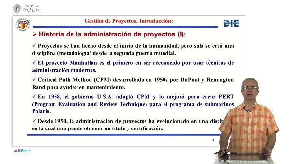 Curso de ingeniería del software para sistemas embebidos. Modulo 17. Parte 1. Gestión de proyectos.