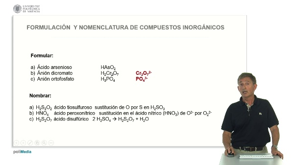 3.6. Soluciones otros oxoácidos