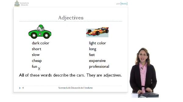 Uso de adjetivos comparativos I
