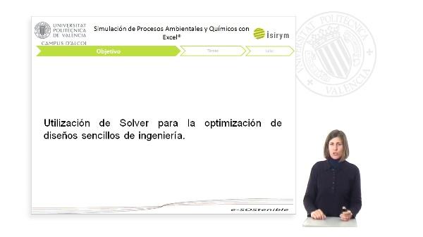 Presentación Unidad 6. Simulación de Procesos Ambientales y Químicos con Excel¿
