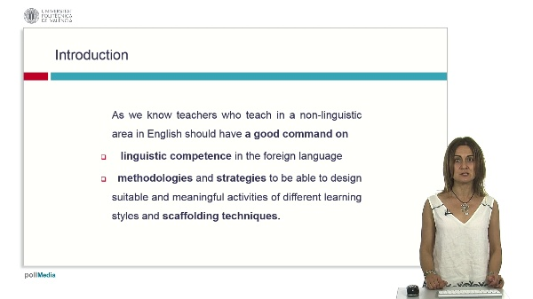 Approaches, methods, concepts & terminology for CLIL