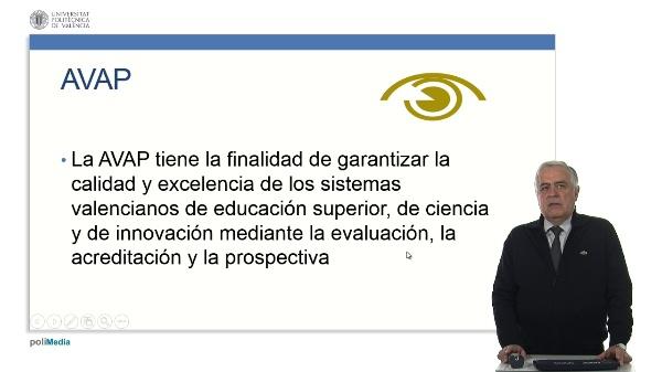 Agencia Valenciana de Acreditación y Prospectiva