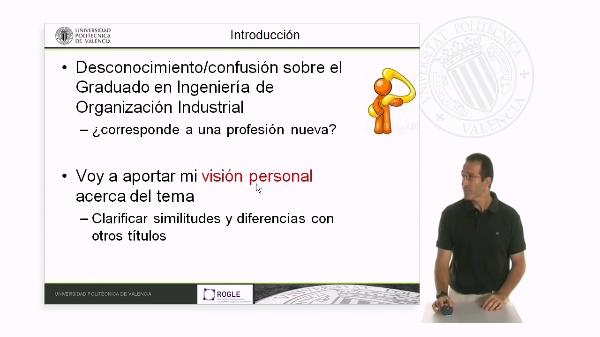 Una visión personal del Ingeniero de Organización Industrial