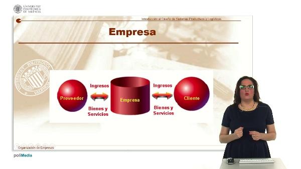 Empresa y Direccion de Operaciones