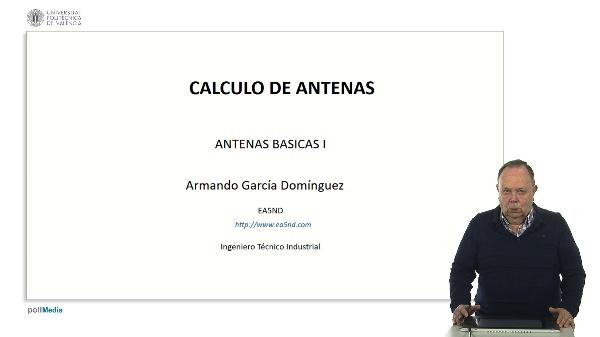 Antenas I