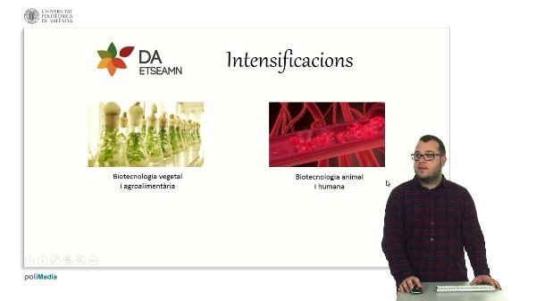 Sistema de votació d¿assignatures optatives.  Grau Biotecnologia. (VAL)