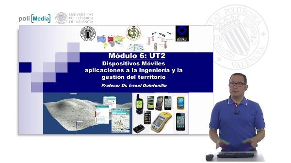 M6UT2. Aplicaciones a la ingeniería y la gestión del territorio. Navegación / rutas