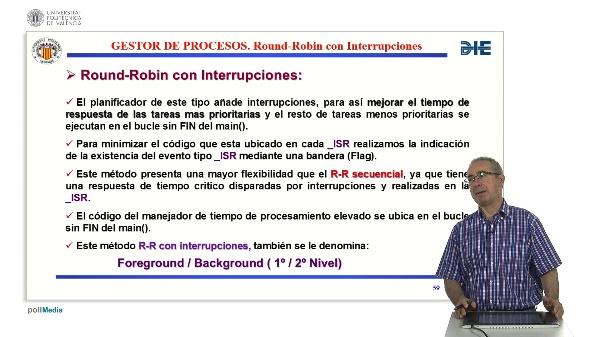 Curso de ingeniería del software para sistemas embebidos. Modulo 14 parte 5. Sistema Operativo RTOS.