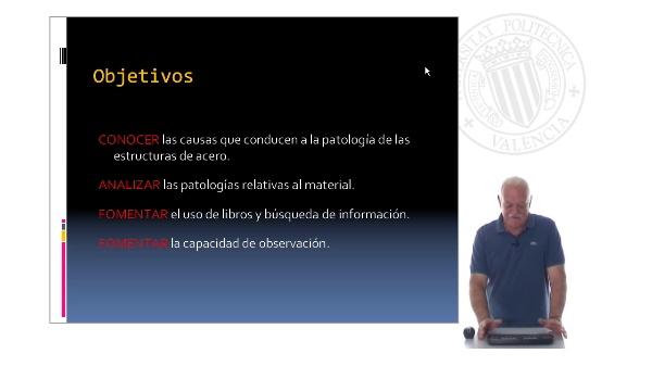 UNIDAD 4: Descripción de la patología de las estructuras metálicas