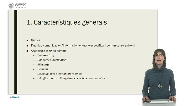 Característiques i estructura