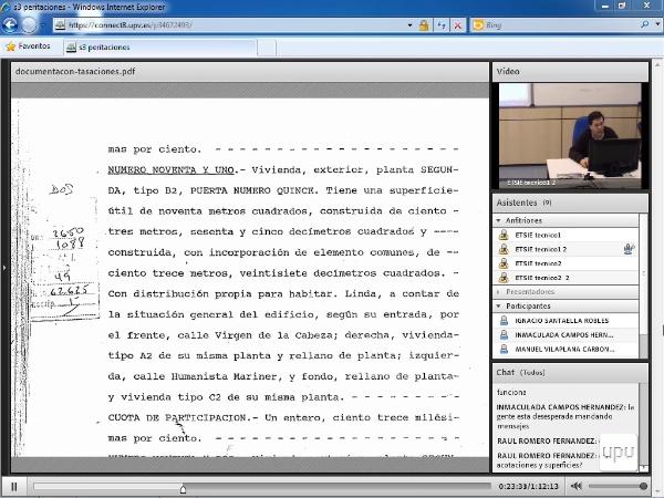 Seminario 03: Peritaciones, Tasaciones y Valoracione