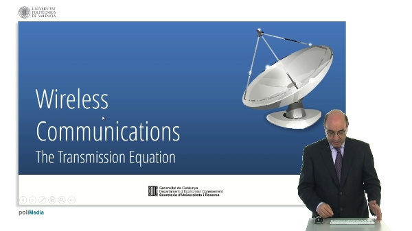 Wireless Communications. The Transmission Equation IV