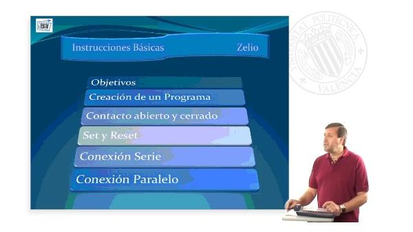 Instrucciones Básicas Zelio