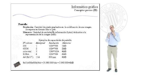 Conceptos básicos de infografía
