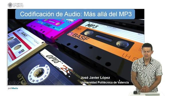 Codificación de audio: Presentación del curso