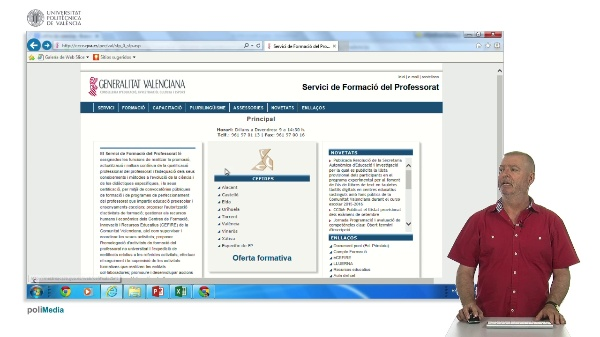 Presentacion CEFIRE