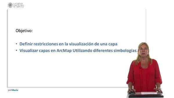 Simbolizar capas en ArcGis