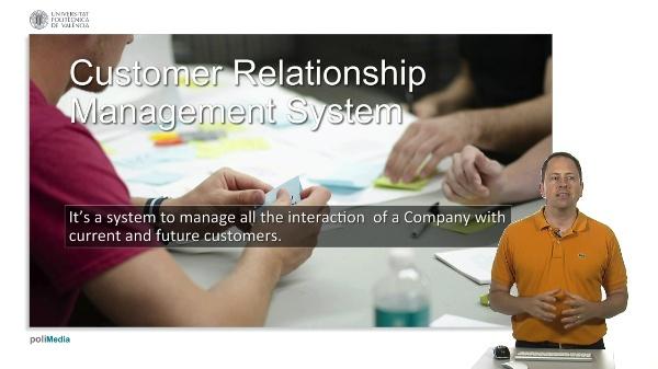 Customer Reationship Management (CRM)