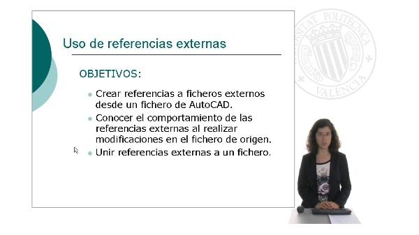 Uso de referencias externas