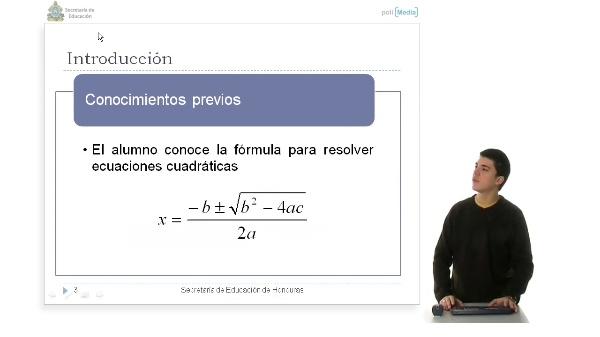 Resolución de Ecuaciones Cuadráticas utilizando la Fórmula Cuadrática